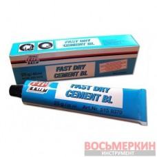 Специальный цемент BL 25 г клей для ремонта камер и шин Tip top Германия