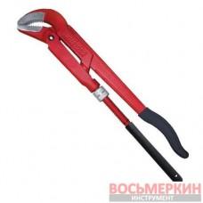 Ключ трубный 1.5 45 градусов XT-2115 Intertool
