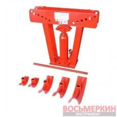 Гидравлический трубогиб 15т, d труб: 1/2 - 3 GT1215 Intertool