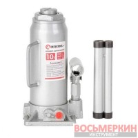 Домкрат бутылочный 10т GT0025 Intertool одноштоковый