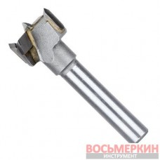 Фреза Форстнера 20 мм хвостовик 8 мм под рафикс SD-0491 Intertool