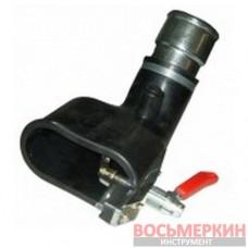 Овальная резиновая насадка для двойной выхлопной трубы для шланга 100 мм BGA-100-PM Filcar