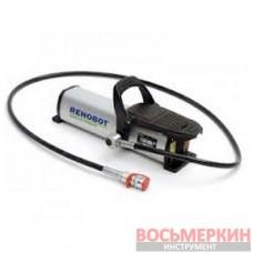 Воздушно гидравлический насос 49300---PP70B-1000 Rehobot