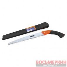 Ножовка садовая 500 мм пластиковый чехол 99-120 Miol