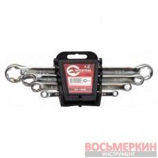 Набор накидных ключей Torx 4 единицы от E6 до E24 XT-1400 Intertool