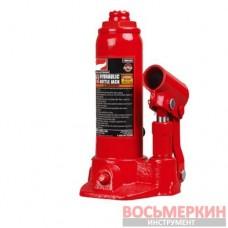 Домкрат бутылочного типа 3 т 190-370мм винтовой шток TH90304 Torin