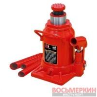 Домкрат бутылочного типа 12 т 190-350 мм винтовой шток красный T91207 Torin