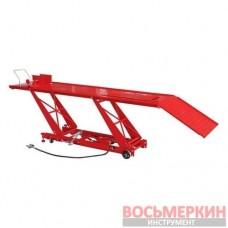 Подъемник ножничный для мотоциклов 450 кг 220х780 мм TRE64502 Torin