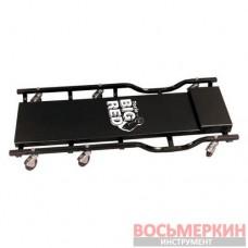 Тележка-лежак 6 колес дермонтин TR6455 Torin