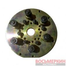 Сменная планшайба Большая в том числе для Газель 45 мм для дископравильного станка Радиал