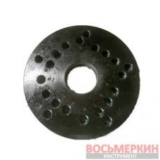 Сменная планшайба Малая А четырехрядка д-45 мм для дископравильного станка Радиал