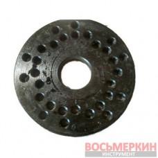 Сменная планшайба Малая Б пятирядка д-45 мм для дископравильного станка Радиал