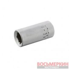 Переходник1/4 шестигр. / 1/4 квадрат 25 мм Хром-ванадиум ET-1101 Intertool