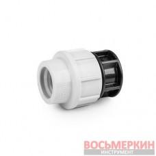 Заглушка для труб PE, 50мм, PN16 DSRA16Z50 Bradas