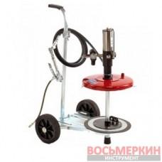 Установка для раздачи консистентных смазок подт тару 60 кг. 004960C Flexbimec
