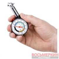 Измеритель давления в шинах стрелочный AT-1003 Intertool