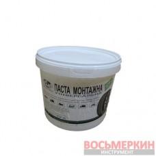 Монтажная паста белая универсальная New Formula Украина 5 кг