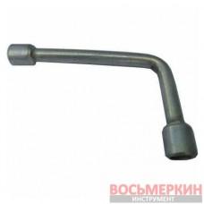 Ключ торцевой Г-обр. 8*10 (Харьков) Л0810Х