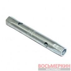 Ключ торцевой прямой трубка 8 x 10мм тонкая Харьков ТР0810ТОНК