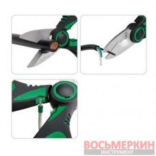 Ножницы электрика усиленные SBBA0516 Toptul