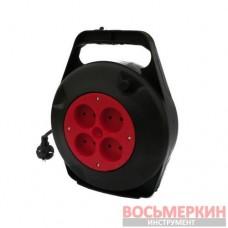 Переноска гаражная (бобина) 15м (Днепропетровск) ПЕР15Б