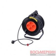 Переноска гаражная (бобина) 25м (Днепропетровск) ПЕР25Б