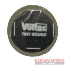 Латка круглая d 25 мм упаковка 100 штук 09V Tiny Round Vultec