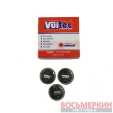Латка круглая d 35 мм упаковка 50 штук 10V Mini Round Vultec