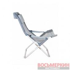 Шезлонг Ranger Comfort 2 Grey серый цвет RA 3303 Ranger