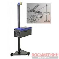 Прибор для регулировки света фар PH2066/D/L2 WT Engrneering