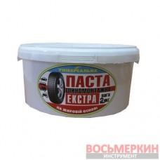 Монтажная паста Экстра красная с герметиком 2,5 кг Украина