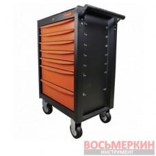 Тележка с инструментом 6 секций 146единиц K-90-310 Miol
